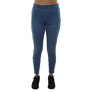 323fd4bf9d Amazon.com: Spanx Jean-ish Ankle Leggings, Indigo Haze, 20018R, M: Shoes