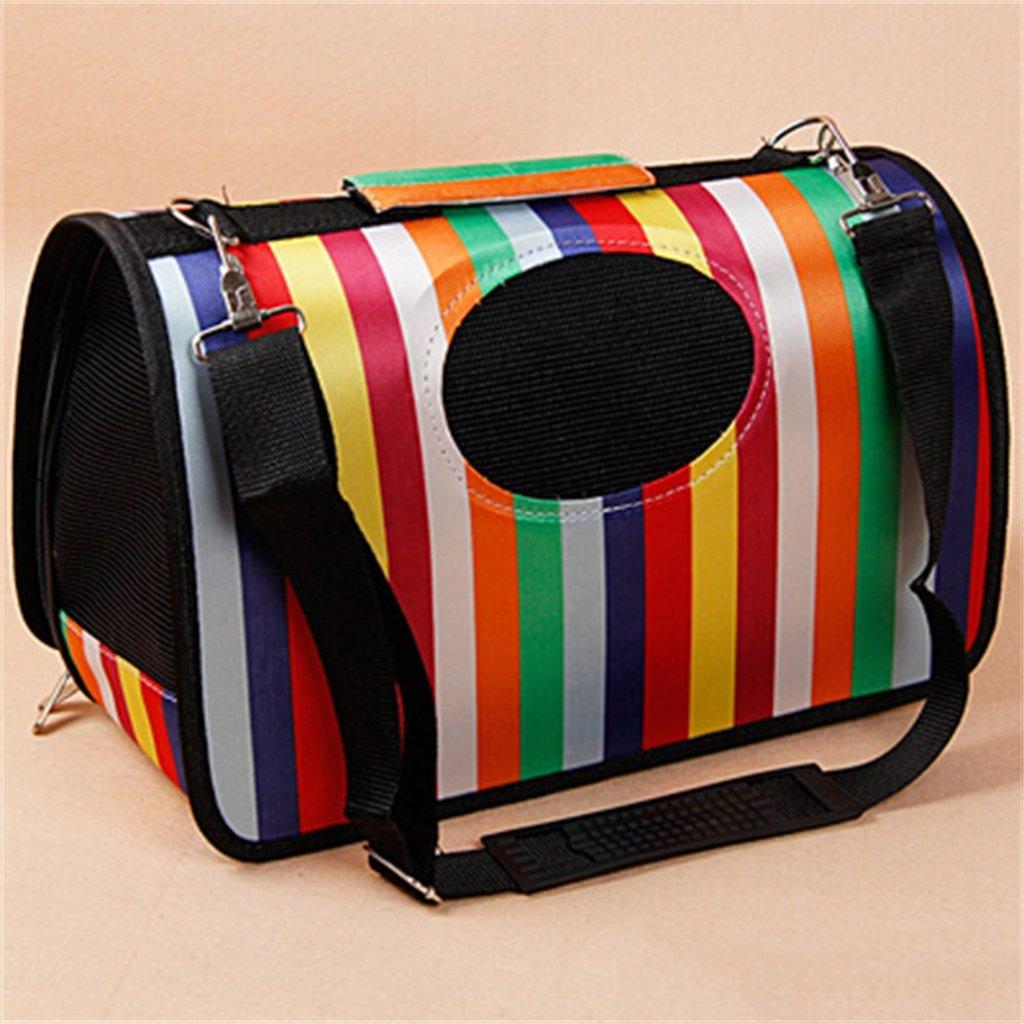 1 L  1 L Pet Nest Pet Carrying Bag Cat Dog Package Backpack Pet Outdoor Package Kennel Cat House Pet Supplies ( color    1 , Size   L )