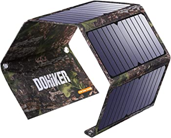 Dohiker Portable 27W Solar Charger