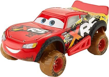 DISNEY CARS DIECAST Cars 3 Xtreme Racing Series Mud Racing McQueen XRS