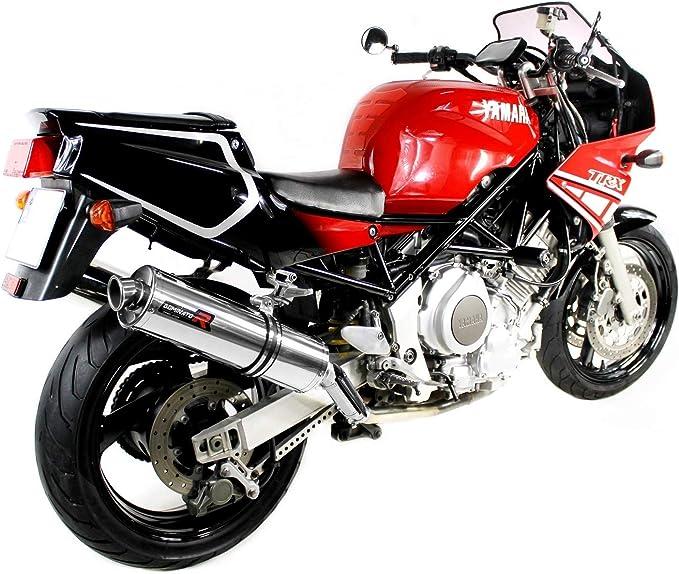 TRX 850 Escape Moto Deportivo Redondo Silenciador Dominator ...