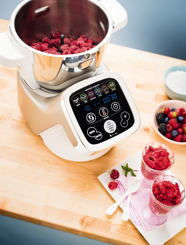 Moulinex Cuisine Companion Robot de cocina + Accesorio vaso inox y eje cuchilla: Amazon.es: Hogar