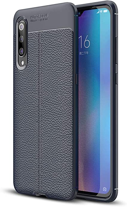 XIFAN Funda para Xiaomi Mi 9, Caso Anti-Golpes, Ligera Suave TPU ...