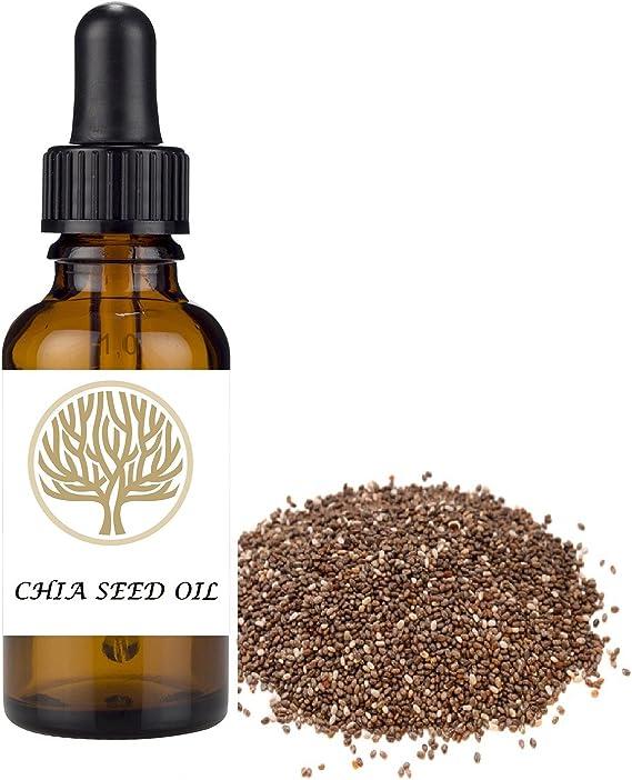 Semillas de Chia 100% natural virgen aceite. Antioxidante, Antienvejecimiento, regenerar tejidos...: Amazon.es: Belleza
