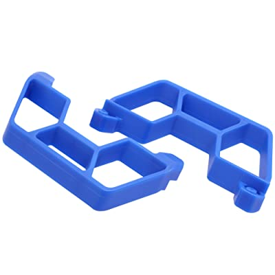 RPM 73865 Nerf Bars for The Traxxas LCG Slash 2WD, Blue: Toys & Games