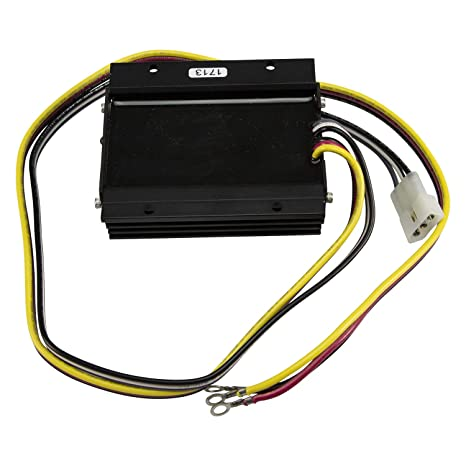 FAST 700-0226 XR-700 Points-to-Electronic Ignition Conversion Kit for Domestic 4 6 and 8 Cylinder Engines and VW//Bosch 009 Distributors