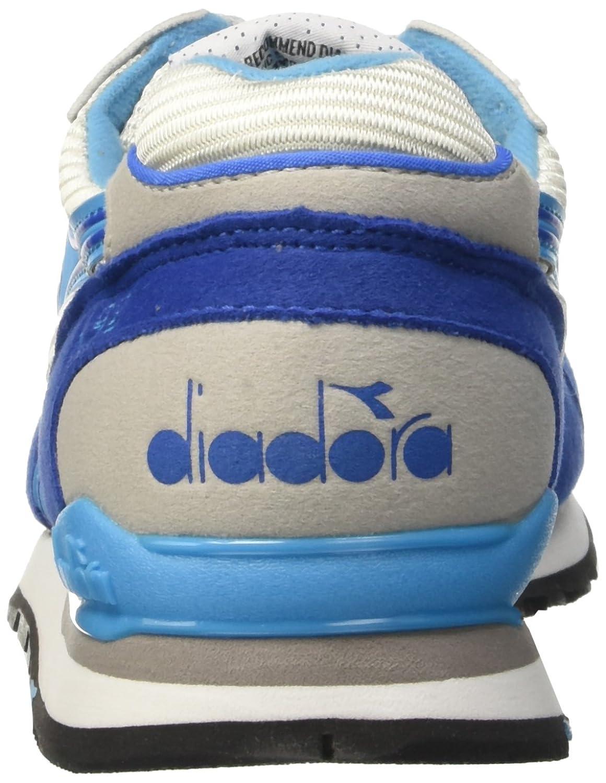 Diadora Unisex-Erwachsene N-92 Pumps Multicolore Multicolore Multicolore (C4373 Grigio Alaska/Blu Micro) 34989c