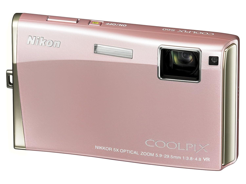 amazon com nikon coolpix s60 10mp digital camera with 5x optical rh amazon com nikon coolpix s60 owners manual nikon coolpix s600 manual