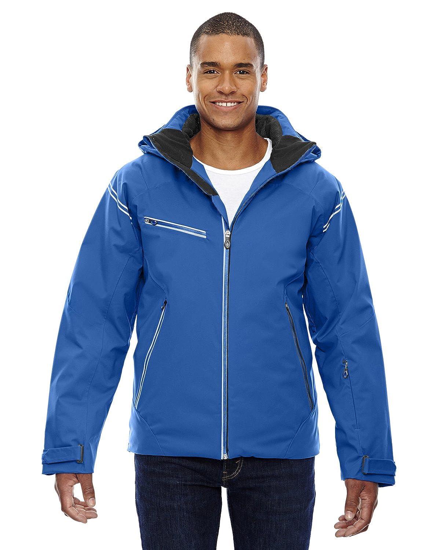 North End Belüften Herren Naht versiegelt isoliert Wasser Proof Ski Winter Jacke