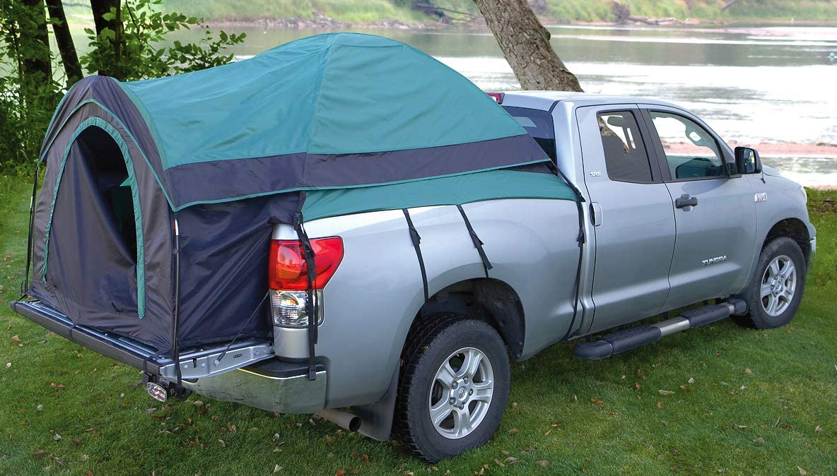 """Compact camion lit tente Pickup Camping Camper Outdoor Shelter Universel 72/"""" 74/"""""""