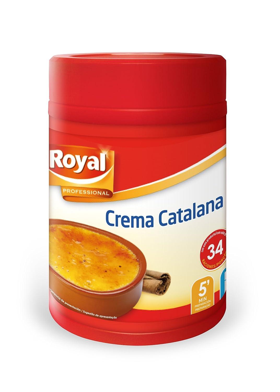Royal Crema Catalana Hostelería - Bote: 800 gr: Amazon.es: Alimentación y bebidas