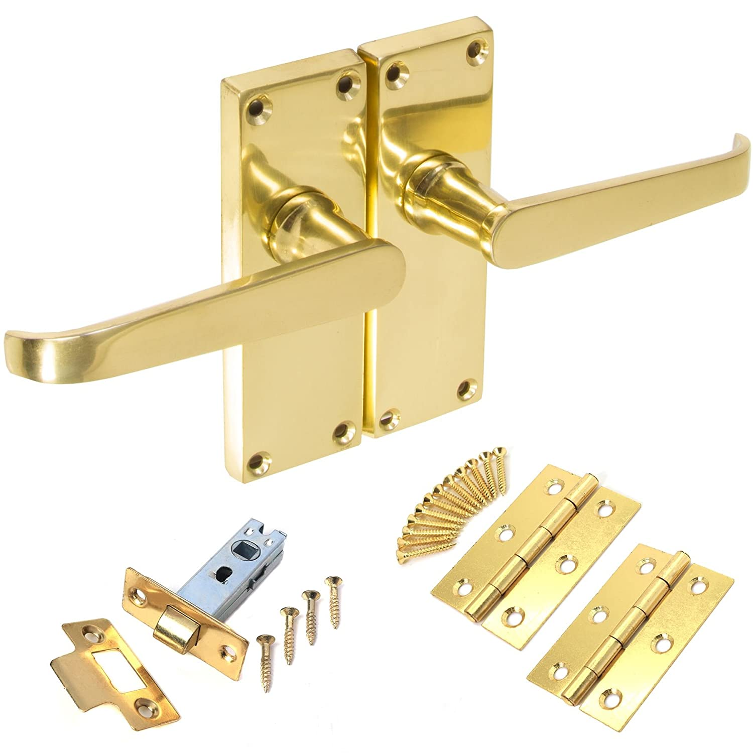 Internal door handle sets