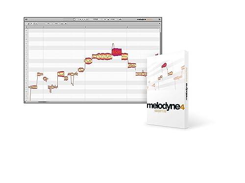 Celemony Software エントリークラス・ピッチ編集ソフト MELODYNE 4 ESSENTIAL【国内正規品】のサムネイル画像