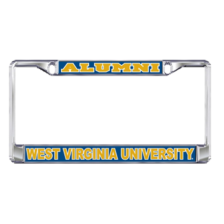 Craftique West Virginia Plate/_Frame