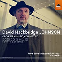Johnson: Orchestral Music, Volume Two [Royal Scottish National Orchestra; Paul Mann] [Toccata Classics: TOCC 0452]