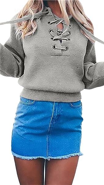 Mujer Camisetas Manga Larga V Cuello Bandage Basicas Sencillos Color Solido Slim Fit Elegantes Vintage Fashion Otoño Invierno Outdoor Casual T-Shirts Blusas ...