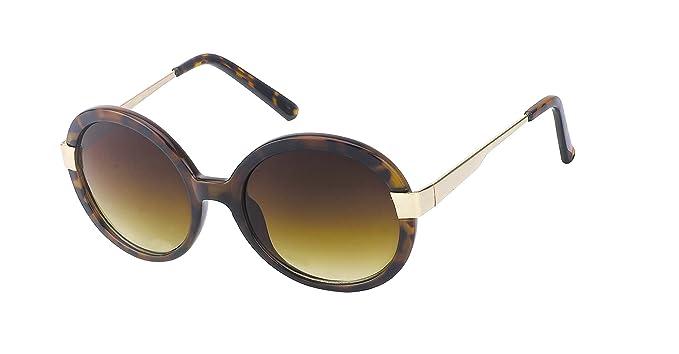 Chic-Net Gafas de sol Las mujeres alrededor de espesor ...