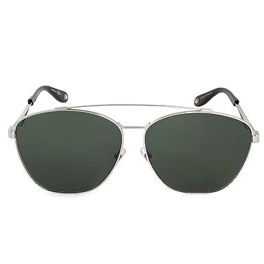 fe4721244e3 Amazon.com  Givenchy Women s Square Aviator Sunglasses