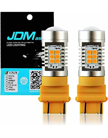 JDM ASTAR 1260 Lumens Extremely Bright PX Chips 3057 3156 3157 4057 4157 Amber Yellow Turn