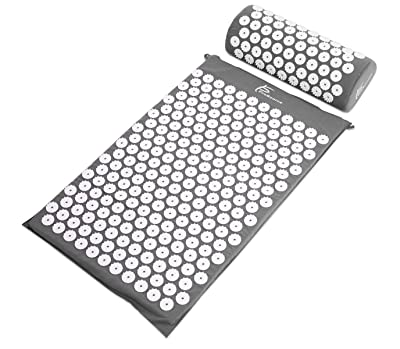 ProSource Acupressure Mat and Pillow Set