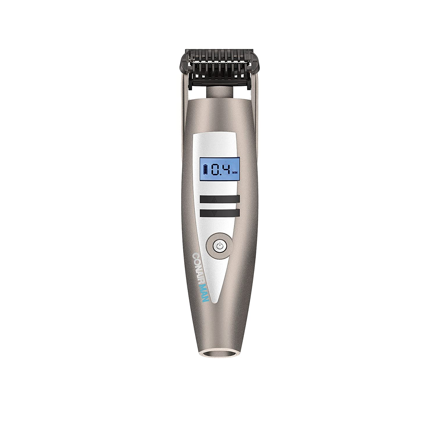 Conair GMT900 iStubble Facial Trimmer, Gray CONAIR(R) GMT900R