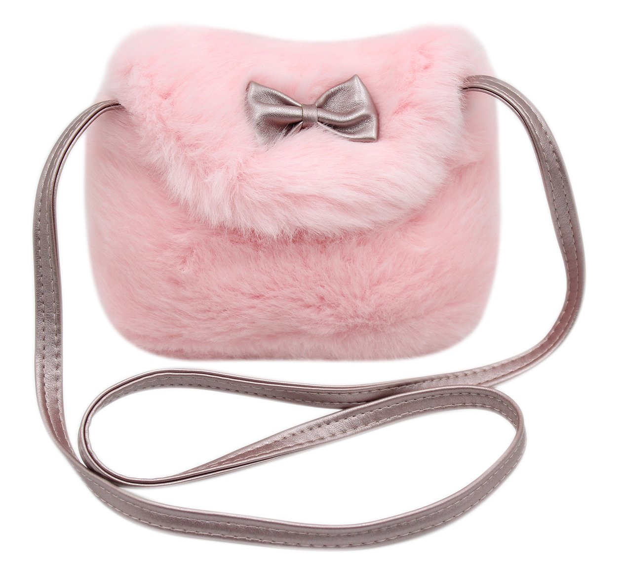Bags us Fringe Cat Tassel Coin Purse Shoulder Bag Purse Small Crossbody Satchel handbags for Kids Girls