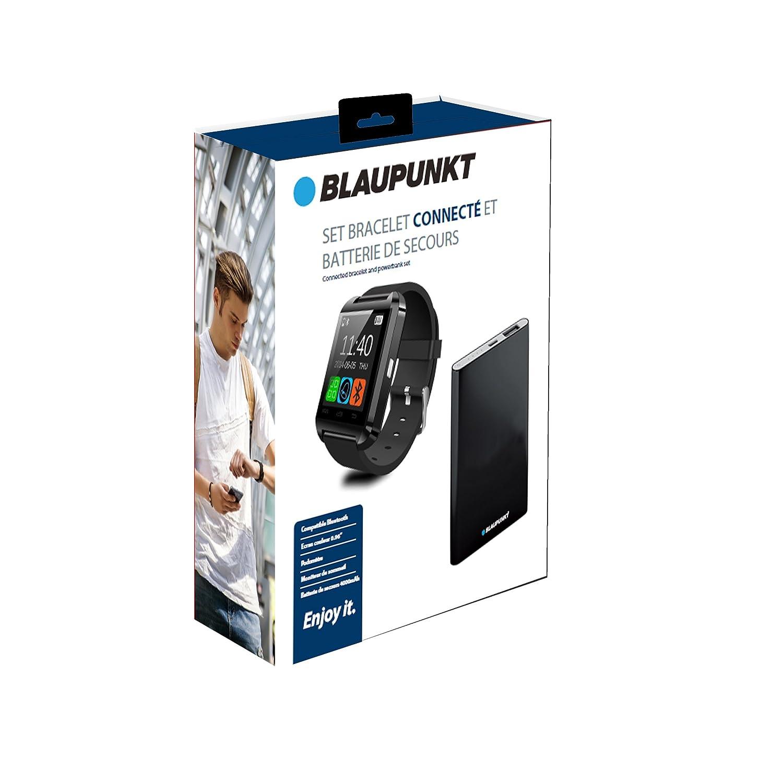 BLAUPUNKT BLP1800 Montre Connecté + Chargeur Externe Bluetooth: Amazon.fr: Jeux et Jouets
