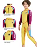 DIVE & SAIL Wetsuits for Kids Longsleeve Swimsuit