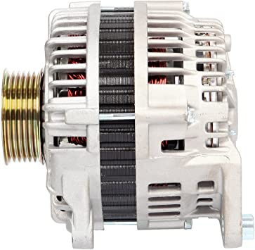 NEW ALTERNATOR FOR 3.5 NISSAN ALTIMA 2002-06 23100-8J100 LR1110-721F 1-2492-01HI