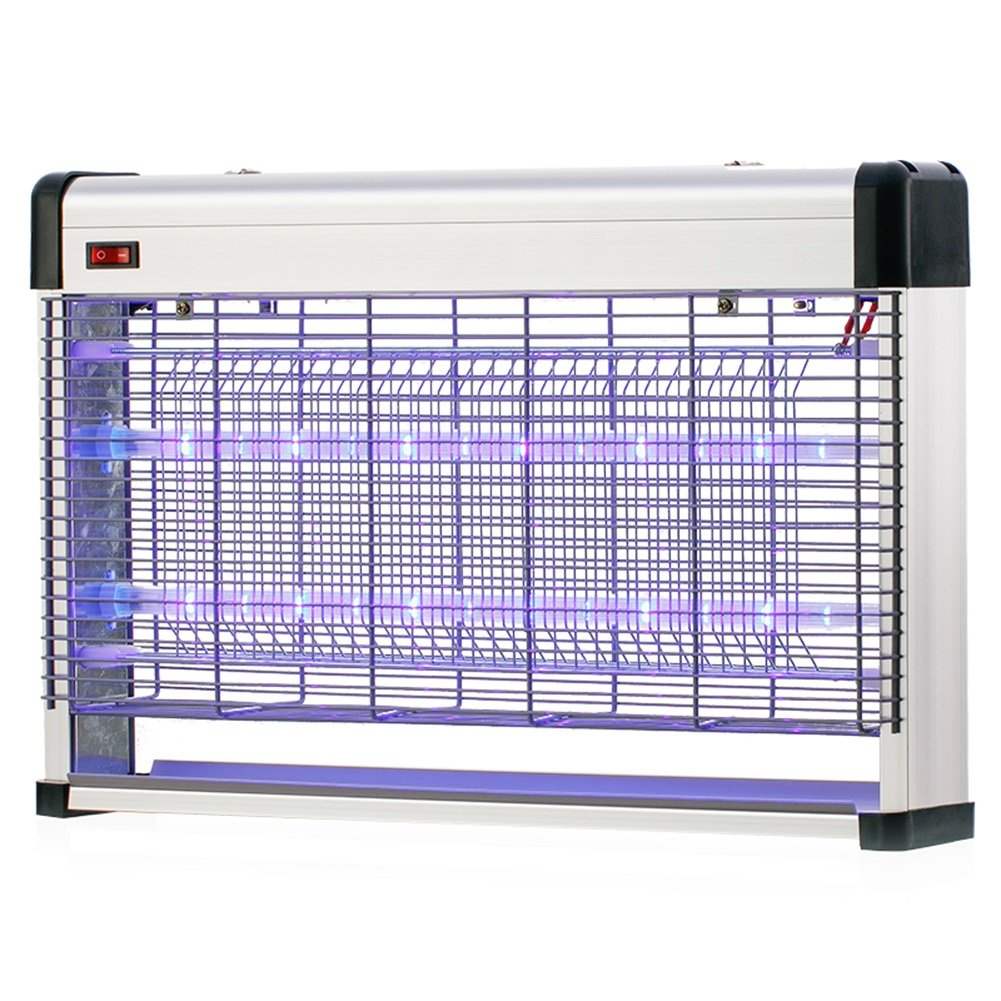 WUFENG 蚊ランプ 電気ショックタイプ LEDライト ランプを殺す 無放射線 環境を守ること 忌避剤 アーティファクト レストラン 商業の 屋内 (色 : 白, サイズ さいず : 49.5x8.5x31.6cm) B07CYRZWJR 49.5x8.5x31.6cm 白 白 49.5x8.5x31.6cm