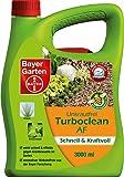 Bayer Garten Unkrautfrei Turboclean AF Unkrautvernichter, Farblos, 3 L