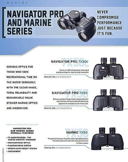 Steiner Navigator Pro 7x50 Fernglas Sport Freizeit