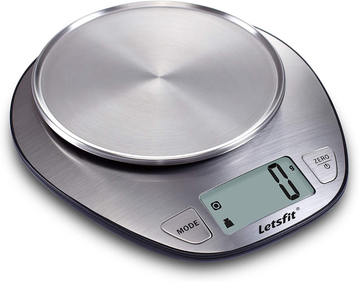 Letsfit Digital Kitchen Food Scale