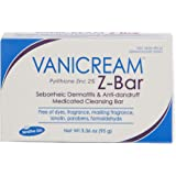 Vanicream Z-Bar | Medicated Cleansing Bar for Sensitive Skin | Maximum OTC Strength Zinc Pyrithione 2% | Helps Relieve…
