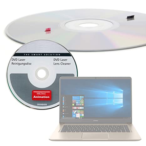 DURAGADGET Disco Limpiador de Lente para Portátil Huawei MateBook D.