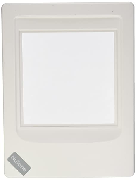 Amazon.com: Nutone NF300RWH Indoor Remote Station Retrofit Frame ...