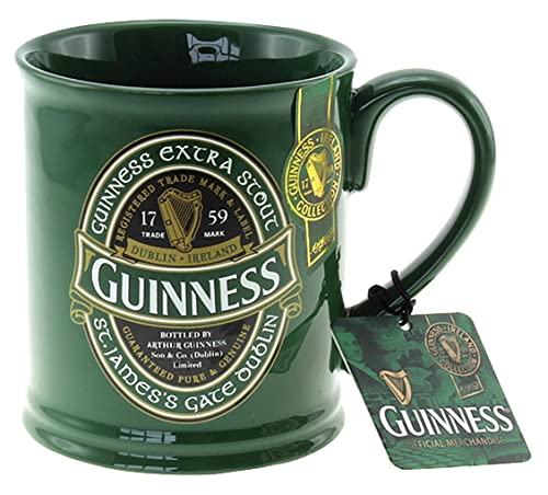 Guinness Ireland Collection - Ceramic Tankard Mug