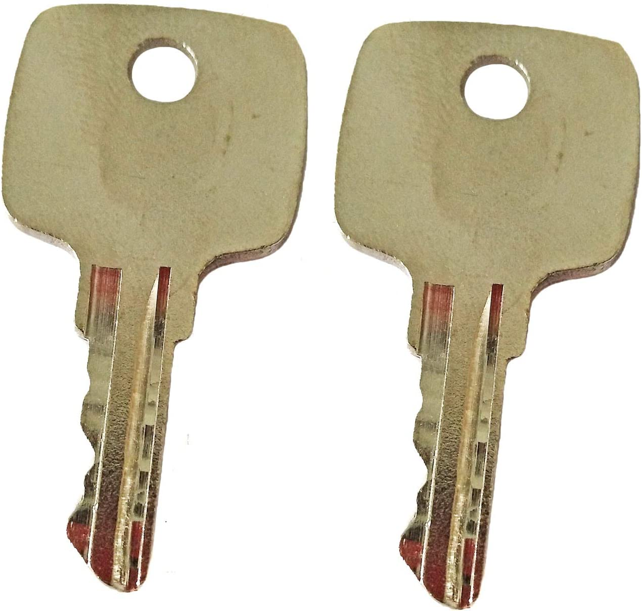 AT195302 John Deere Original Equipment Key