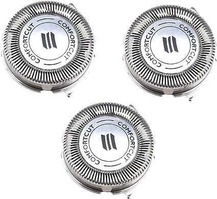 OTOTEC - Cuchillas de repuesto para cabezal de afeitadora SH30/52 ...