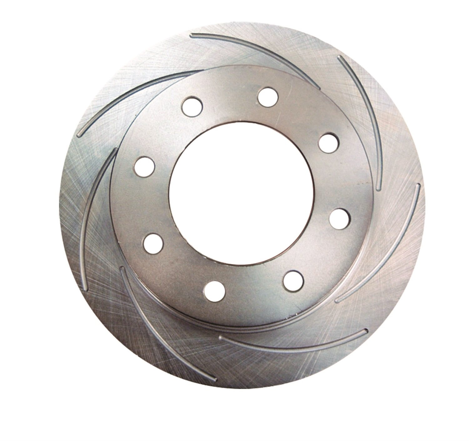 SSBC 23468AA2R Big Bite Cross Drilled Rotor Stainless Steel Brakes
