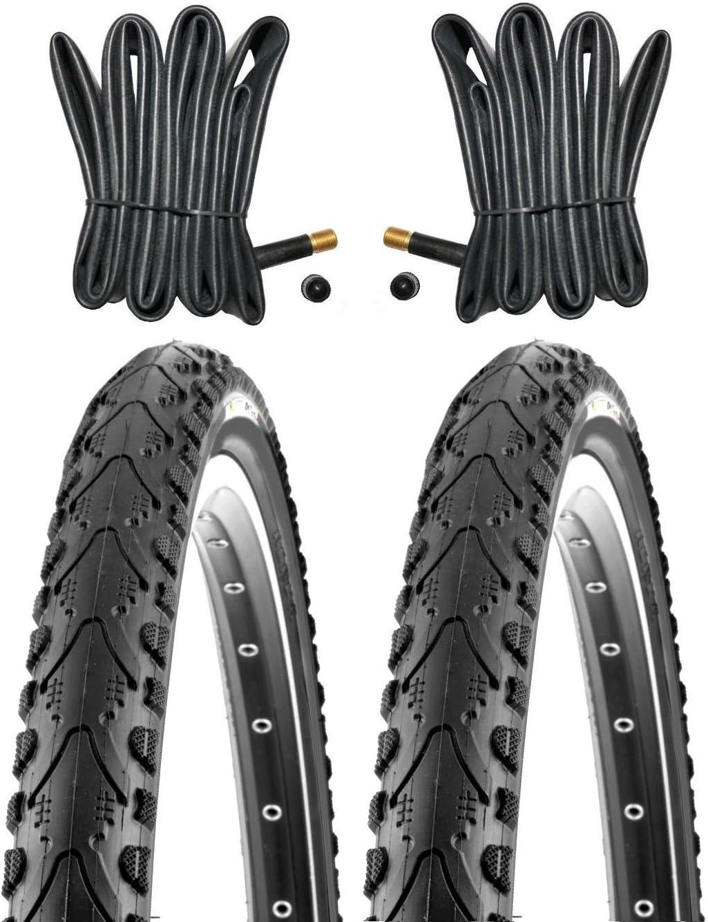 Kenda - Neumáticos para bicicleta (20 pulgadas, 20 x 1,75, 47-406, incluye 2 cámaras de aire con válvulas de aire de coche): Amazon.es: Deportes y aire libre