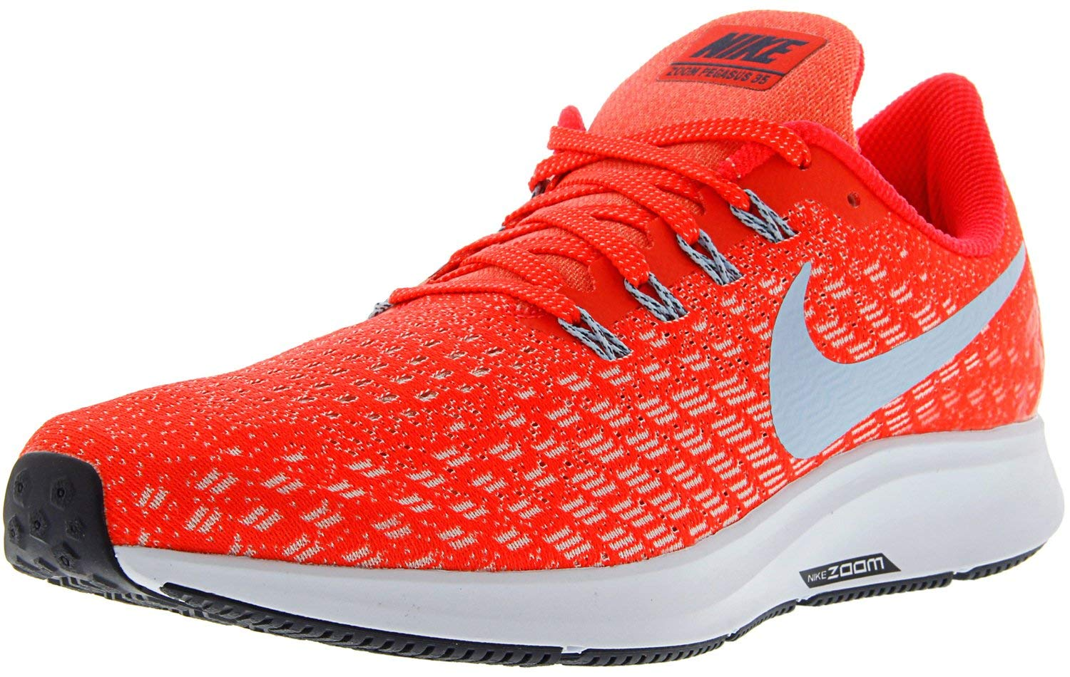 47c4d79199e Nike Men s Air Zoom Pegasus 35 Bright Crimson Ice Blue - Sail Ankle ...