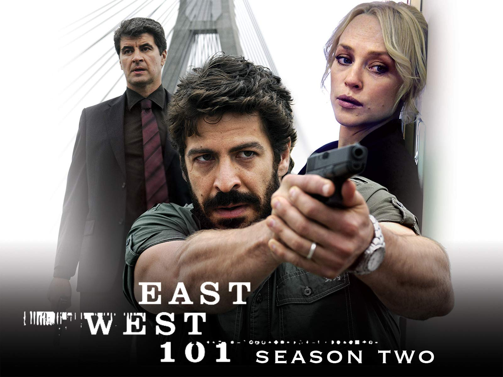 East West 101 on Amazon Prime Video UK