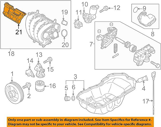 Engine Intake Diagram