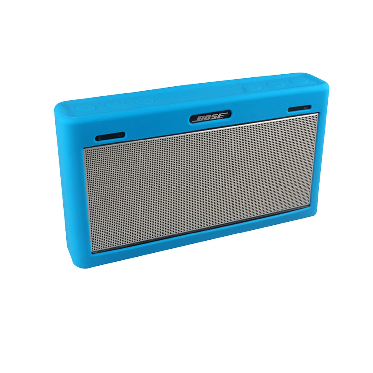 Portable Durable Silicone Protective Cover for Bose Soundlink 3 Bluetooth Wireless Speaker (Speaker is not Included)