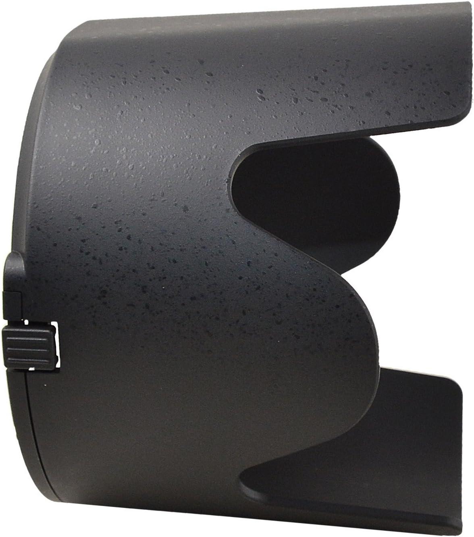 AF-S VR ED 24-120mm f//3.5-5.6G IF MENGS/® HB-25 Gegenlichtblenden f/ür Nikon AF 24-85mm f//2.8-4D