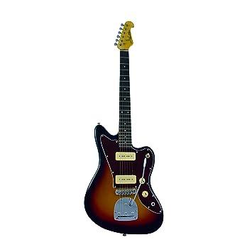 J & D JM guitarra eléctrica por CNZ Audio