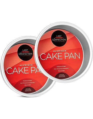 Last Confection 2 Piece Round Cake Pan Set
