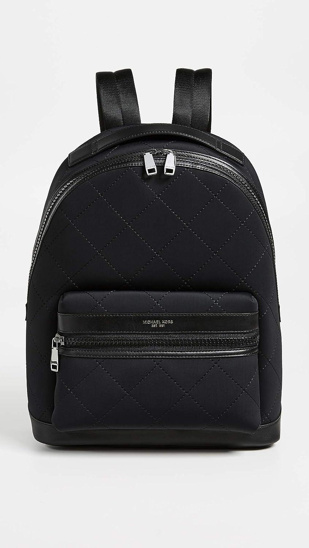 761a14f60e71 Amazon.com | Michael Kors Men's Odin Neoprene Backpack, Black, One Size |  Backpacks