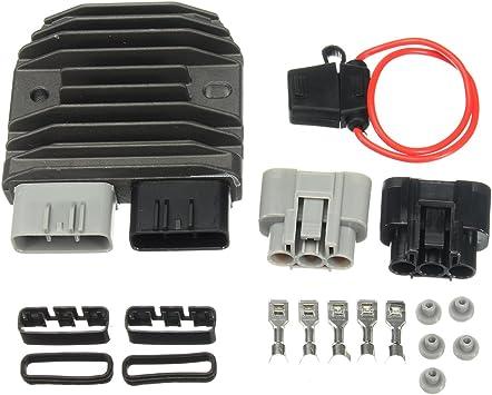 C Funn Regulator Gleichrichter Upgrade Kit Ersetzt Fh012aa Für Shindengen Mosfet Fh020aa Auto